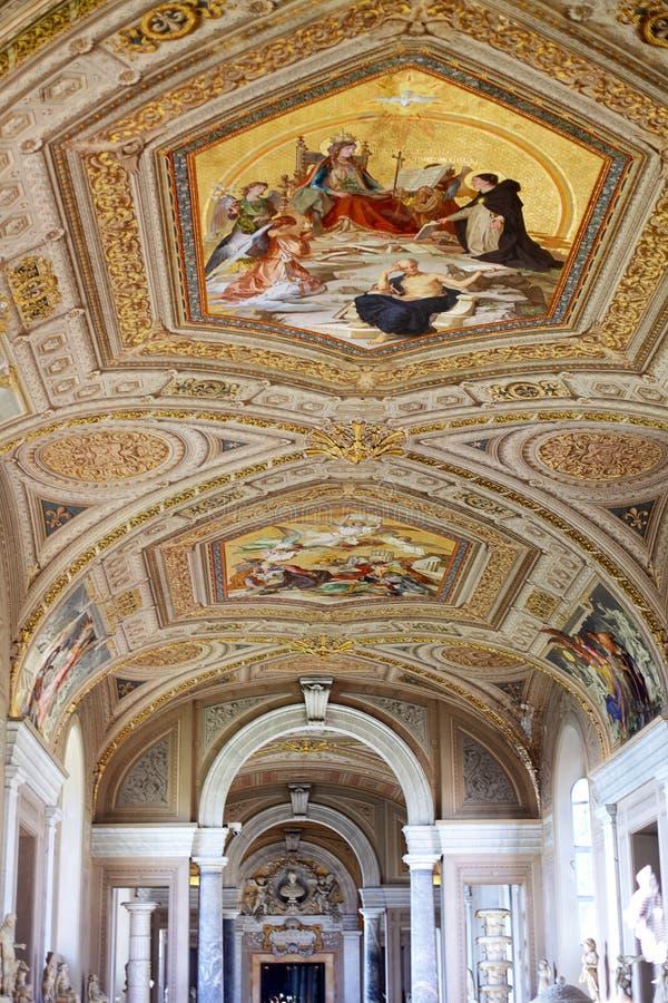 Musées de Vatican image stock