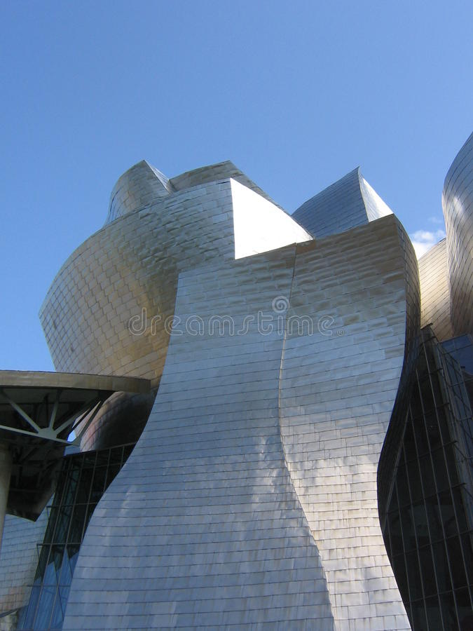 Free Musée Guggenheim Royalty Free Stock Images - 30102729