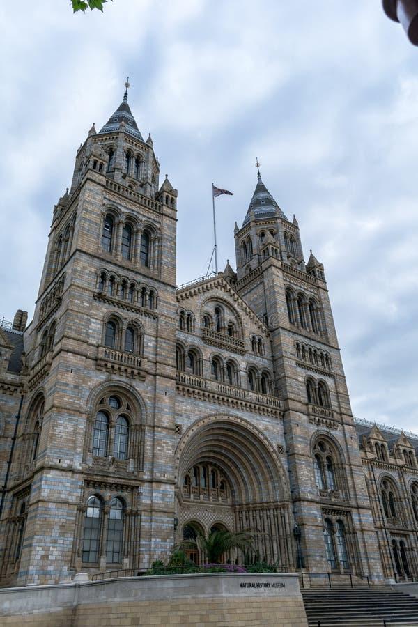 Mus?e Londres d'histoire naturelle photographie stock