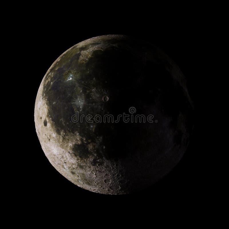Download Musardez La Planète De Système Solaire Sur Le Rendu Noir Du Fond 3d Illustration Stock - Illustration du noir, science: 77154832