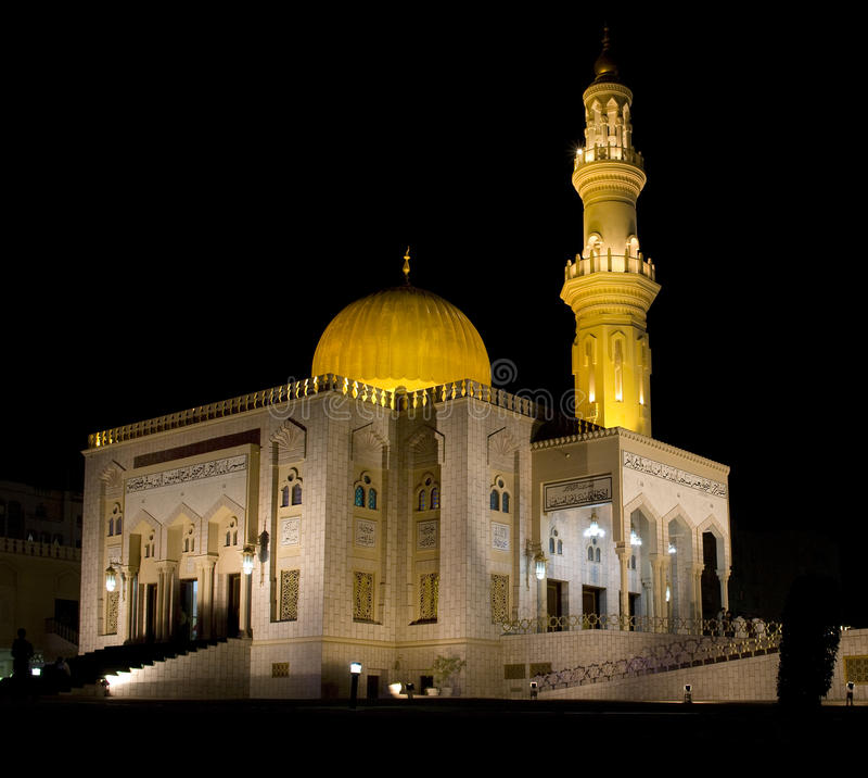 muscat μουσουλμανικών τεμενών zawawi του Ομάν στοκ φωτογραφίες