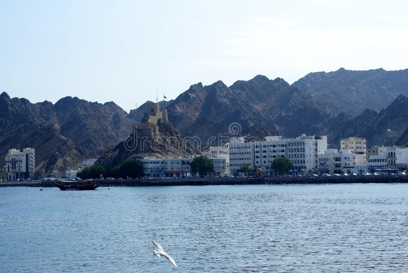 Muscat, Oman photo stock
