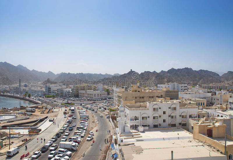 Download Muscat in oman editorial photography. Image of city, arab - 30796342