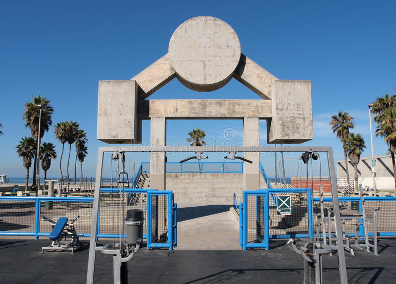 Download Muscle Beach Venice California Stock Photos - Image: 10434023