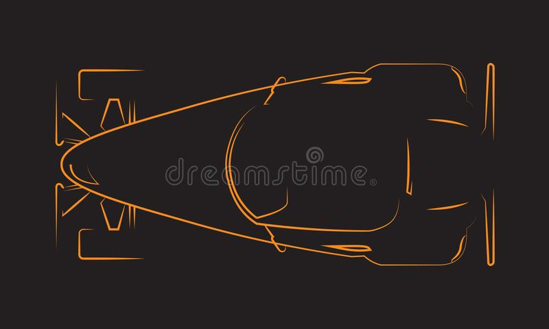 Silhouette of Classic Car. Muscle car silhouette american classic automotive automobile transport transportation. Logo Design vector illustration