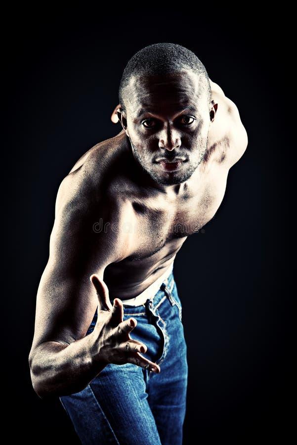 Musculaire photos libres de droits