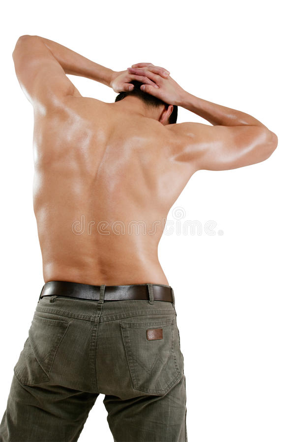 Download Muscular bodybuiler stock photo. Image of muscles, background - 10475918