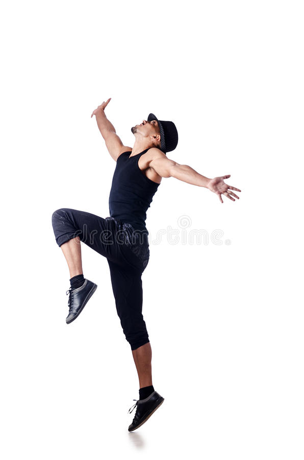 Download Muscular dancer stock photo. Image of grace, modern, cool - 27513034