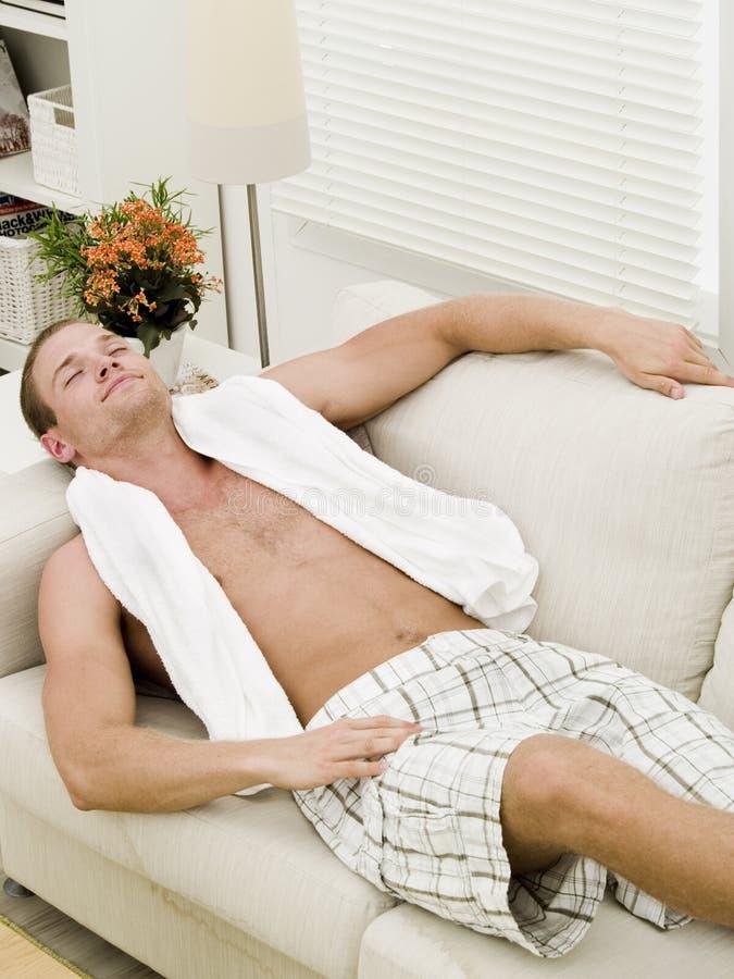 Free Muscular Man Stock Images - 10565094