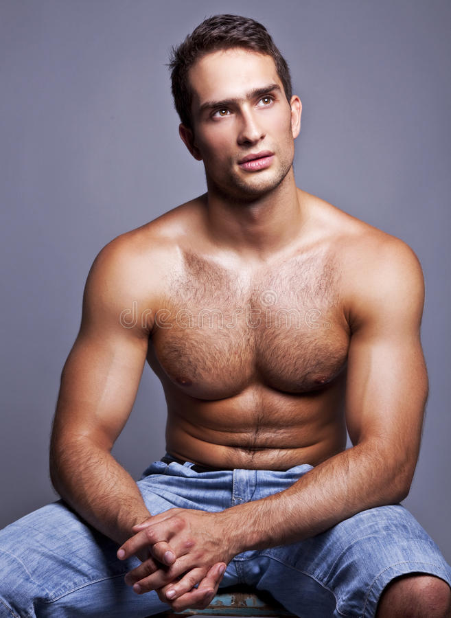 Download Muscular Man Royalty Free Stock Photography - Image: 22287757