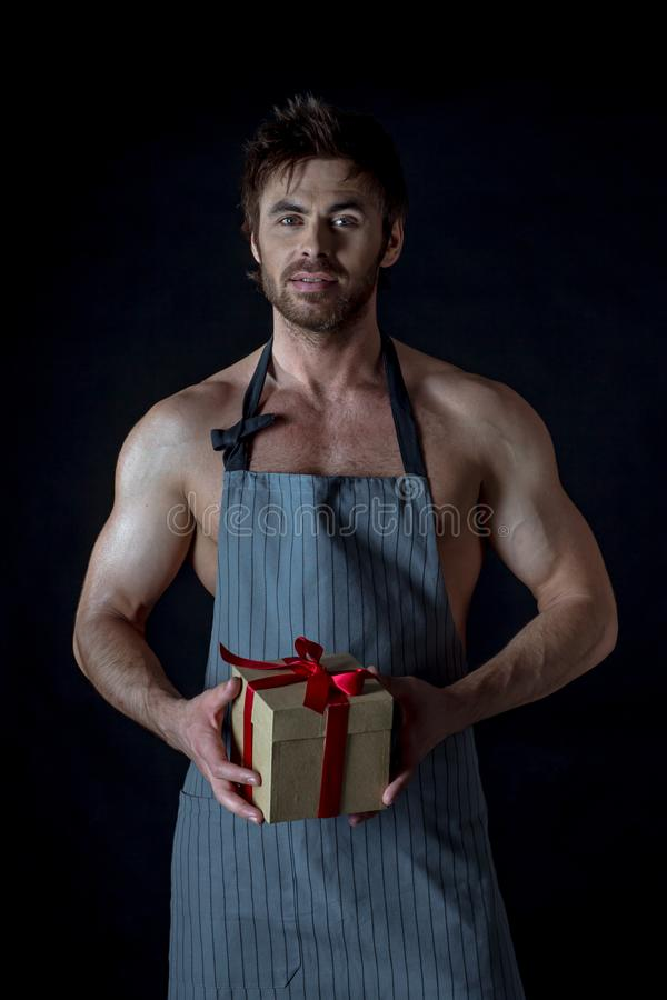 Naked Man Apron For Sale