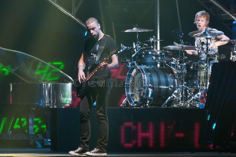 Muse Live! stockfoto