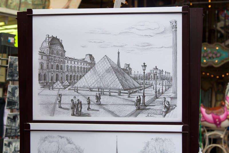 Musee du luftventil - bild på papper arkivfoton