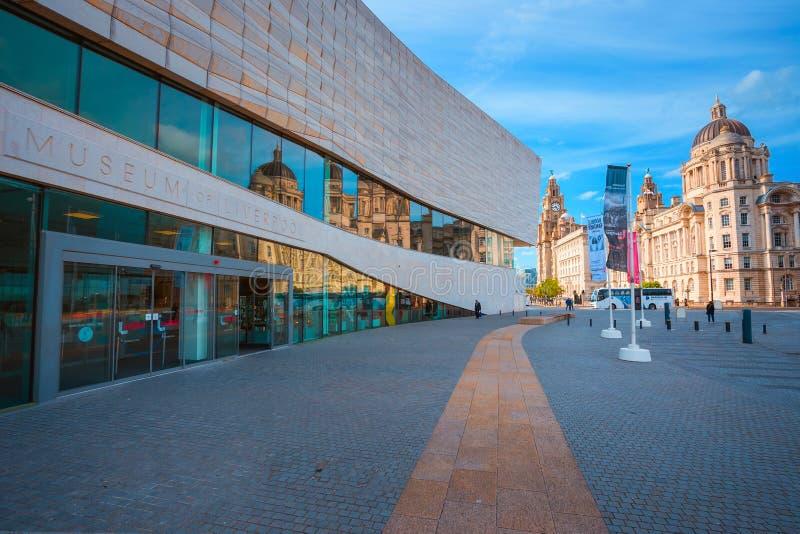 Museet av Liverpool arkivbilder