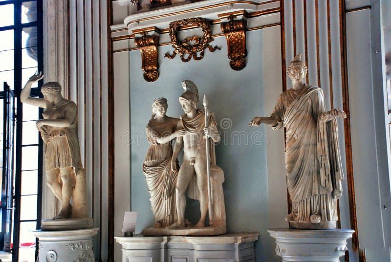 Musei Capitolini foto de archivo