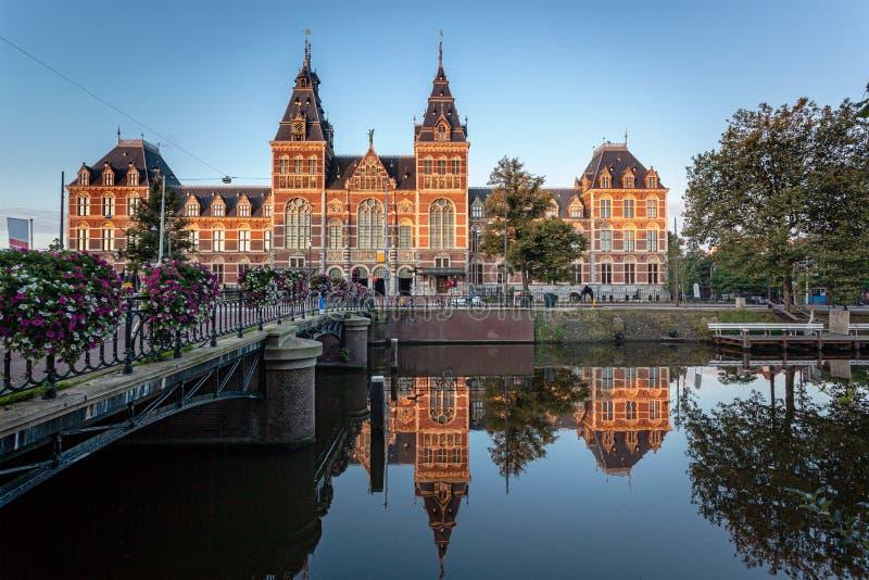 Museo Amsterdam immagine stock libera da diritti