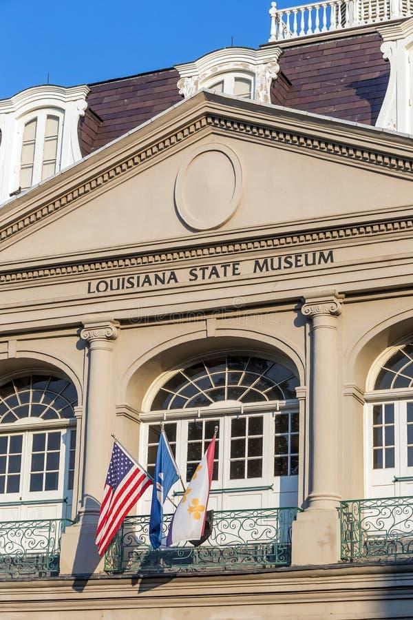 Museo Cabildo del estado de Luisiana foto de archivo