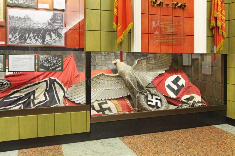 Museo centrale delle truppe del confine fotografia stock libera da diritti
