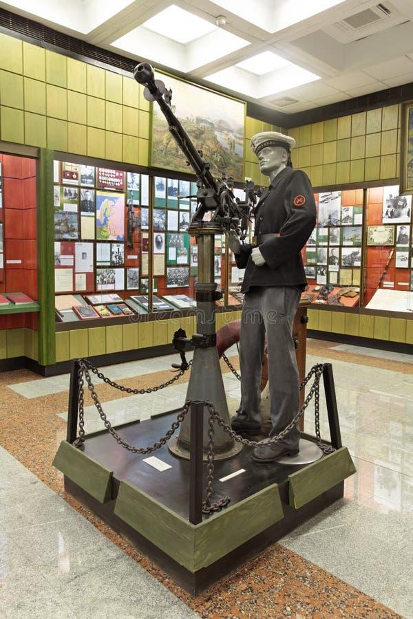 Museo centrale delle truppe del confine fotografia stock