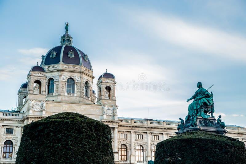 Museo de Art History Viena, Austria imágenes de archivo libres de regalías
