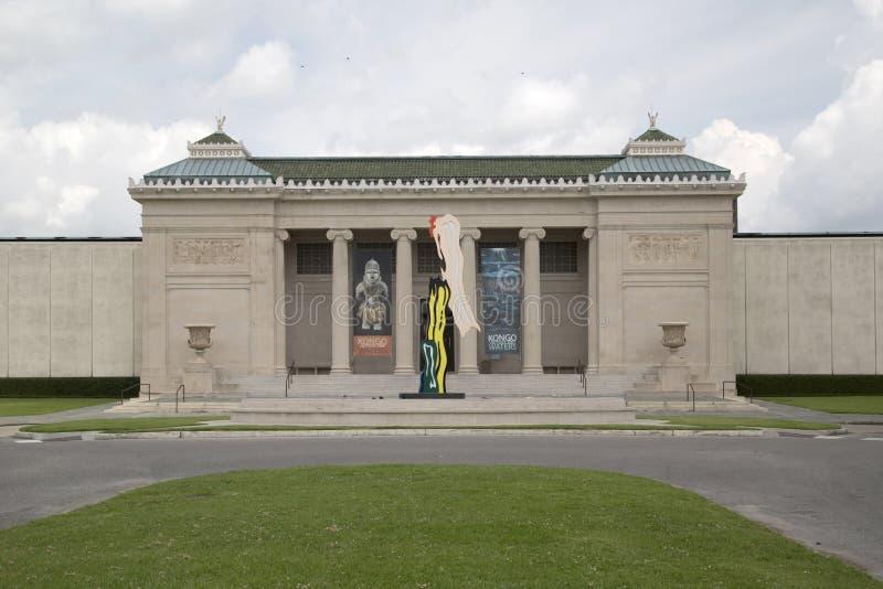 Museo de arte de New Orleans imagen de archivo
