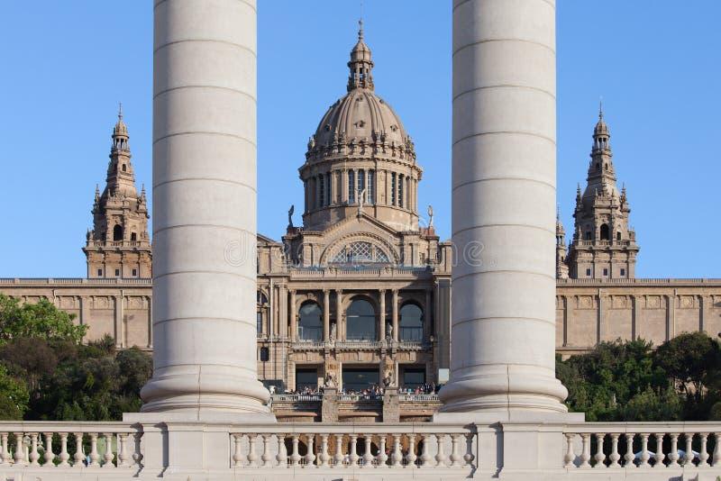 Download Museo De Arte Nacional De Cataluña En Barcelona Foto de archivo - Imagen de urbano, vista: 42432462