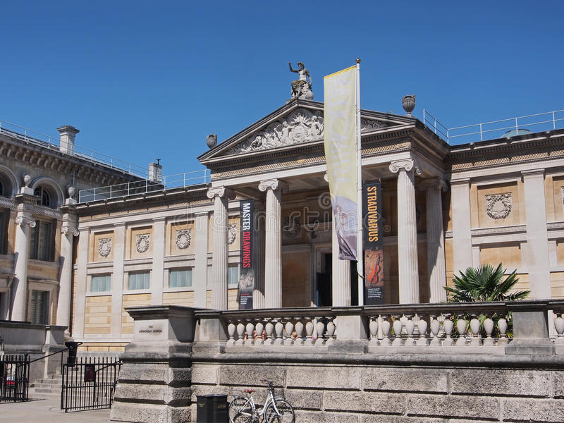 Download Museo de Ashmolean foto editorial. Imagen de museo, piedra - 41913681
