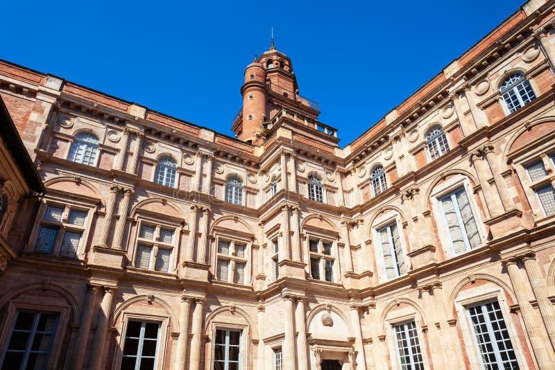 Museo de Assezat en Toulouse, Francia fotos de archivo