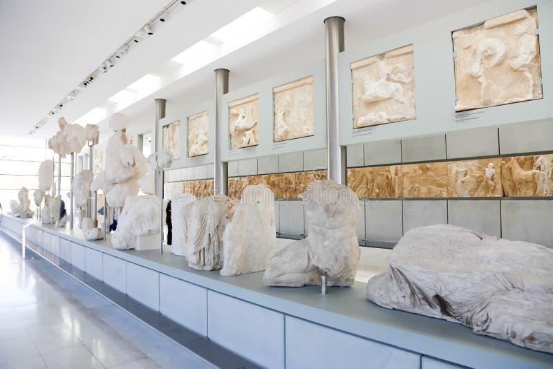 Museo de Atenas, Grecia imagen de archivo libre de regalías