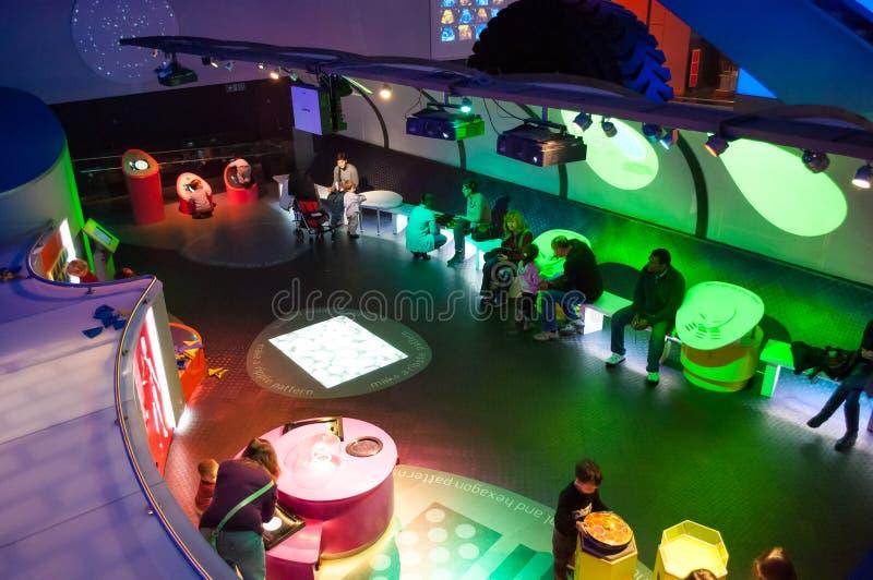 Museo de ciencia, Londres, Reino Unido foto de archivo