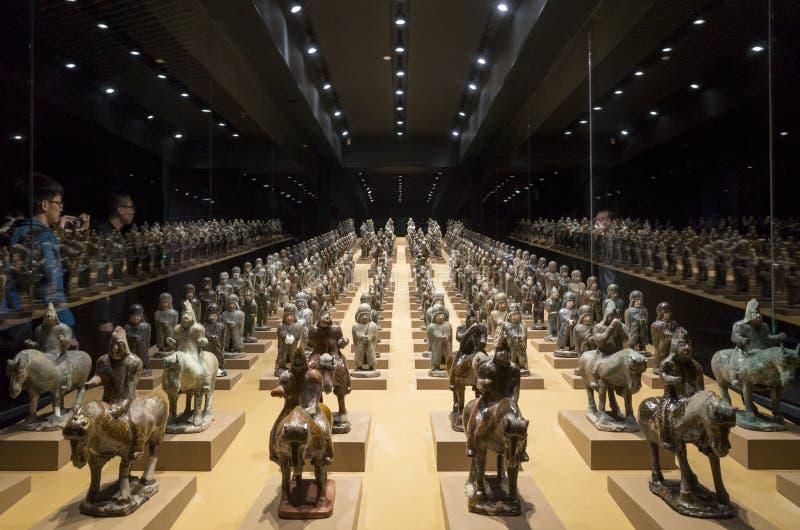 Museo de Datong fotos de archivo libres de regalías