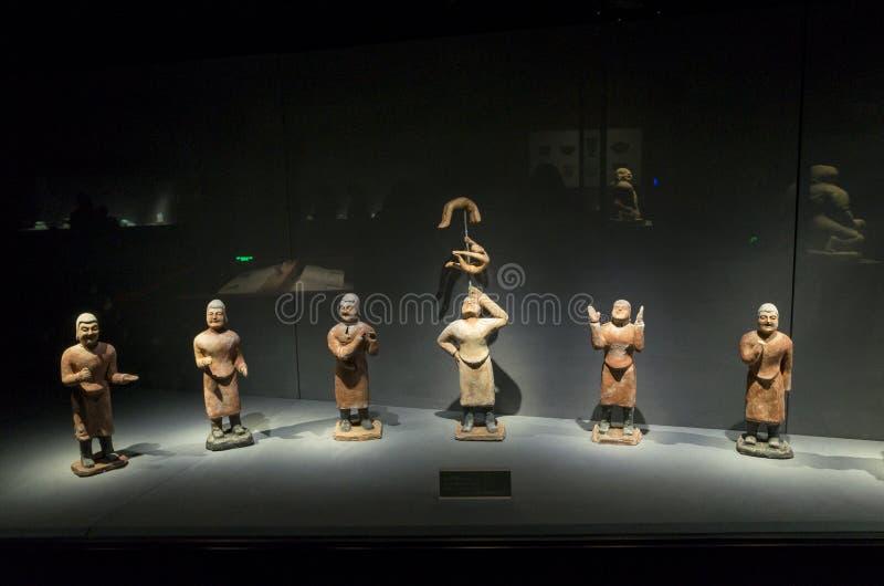 Museo de Datong imagen de archivo