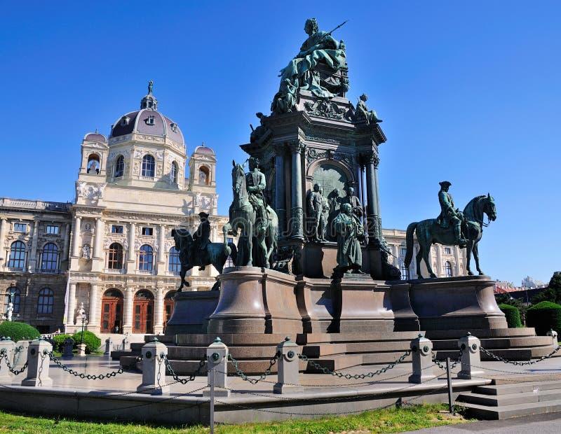 Museo de Kunsthistorisches, Viena fotos de archivo libres de regalías