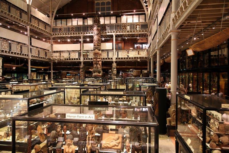 Museo de la antropología fotos de archivo libres de regalías