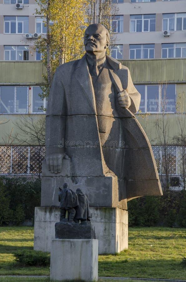 Museo de la ciudad socialista Bulgaria de Art Sofia fotografía de archivo