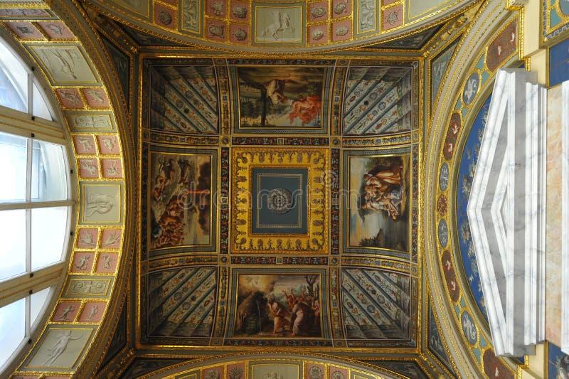 Museo de la ermita imagen de archivo libre de regalías