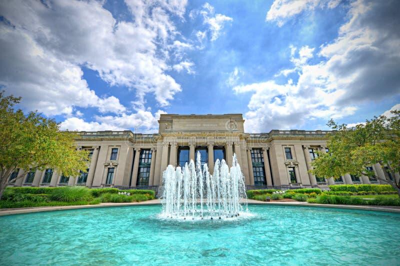 Museo de la historia de Missouri fotografía de archivo libre de regalías
