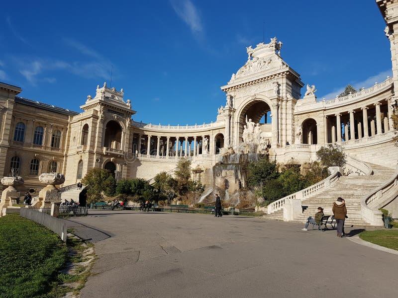 Museo de la historia natural de Marsella imagenes de archivo