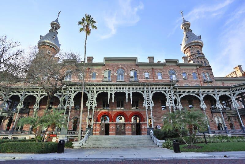 Museo de la universidad de Tampa y de la planta de Henry B imagen de archivo