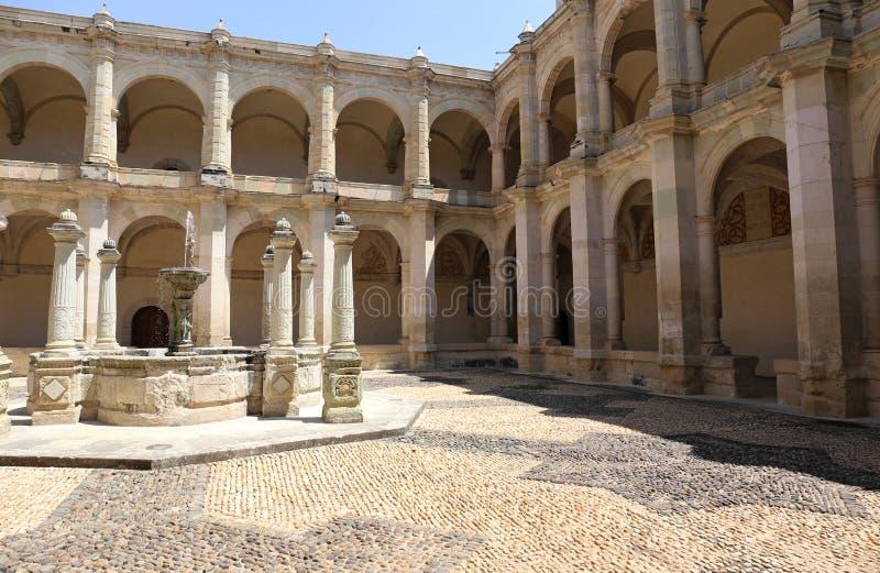 Museo de las Culturas de Oaxaca στοκ εικόνες