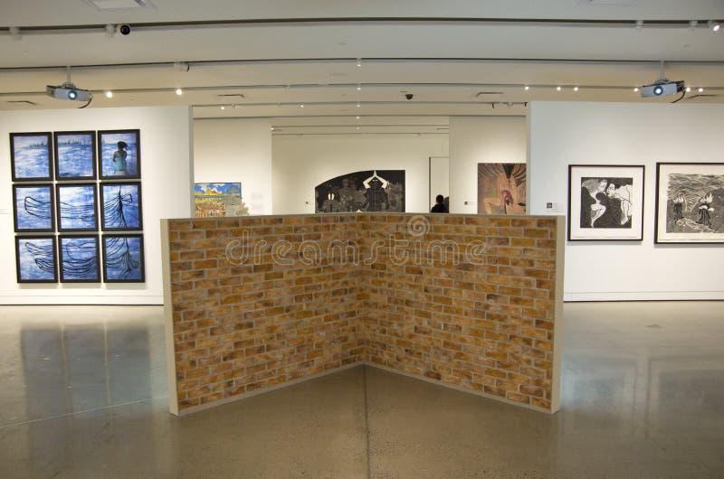Museo de las ilustraciones fotos de archivo