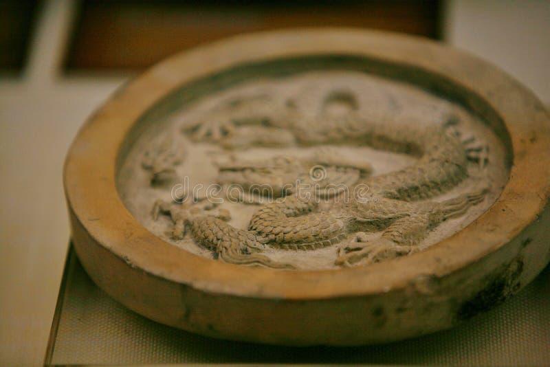 Museo de Luoyang imagen de archivo