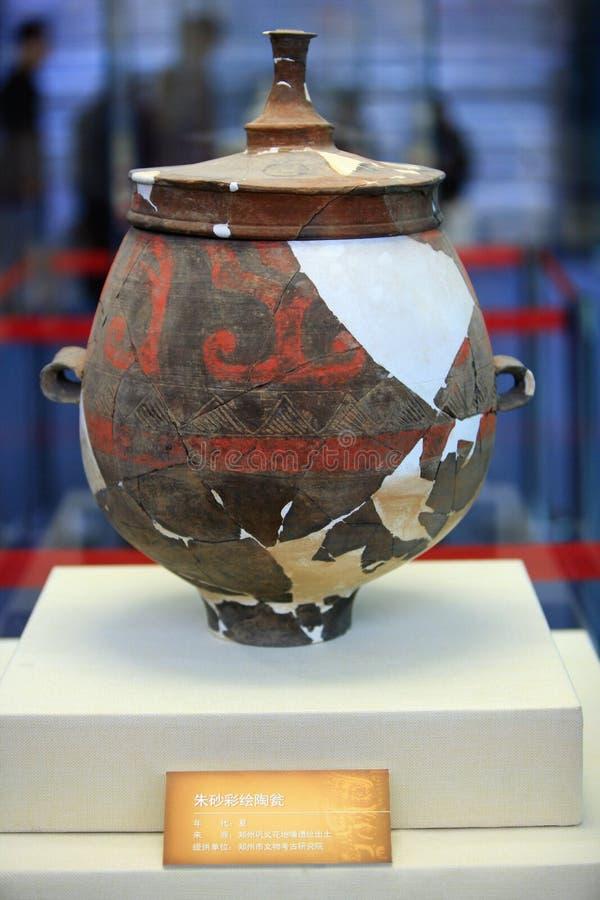 Museo de Luoyang fotografía de archivo libre de regalías