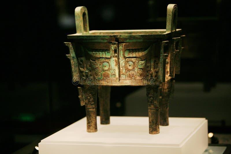 Museo de Luoyang fotografía de archivo