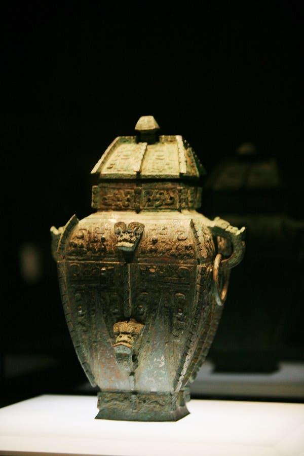 Museo de Luoyang fotos de archivo libres de regalías