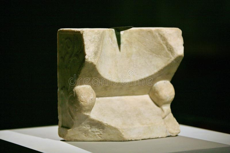 Museo de Luoyang imagen de archivo libre de regalías