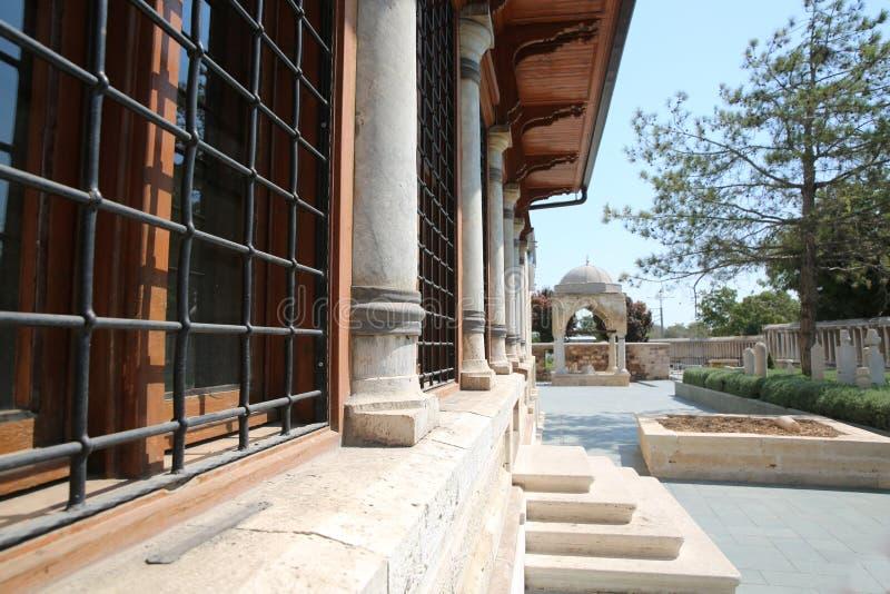 Museo de Mevlana en Konya Turqu?a imagen de archivo libre de regalías