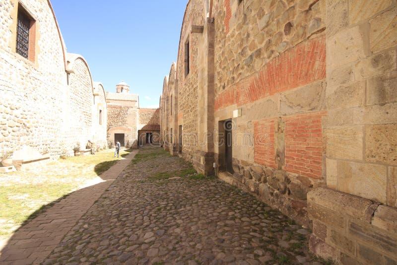 Museo de monedas, menta, Potosi Bolivia foto de archivo