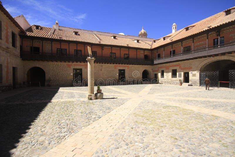 Museo de monedas, menta, Potosi Bolivia imagenes de archivo