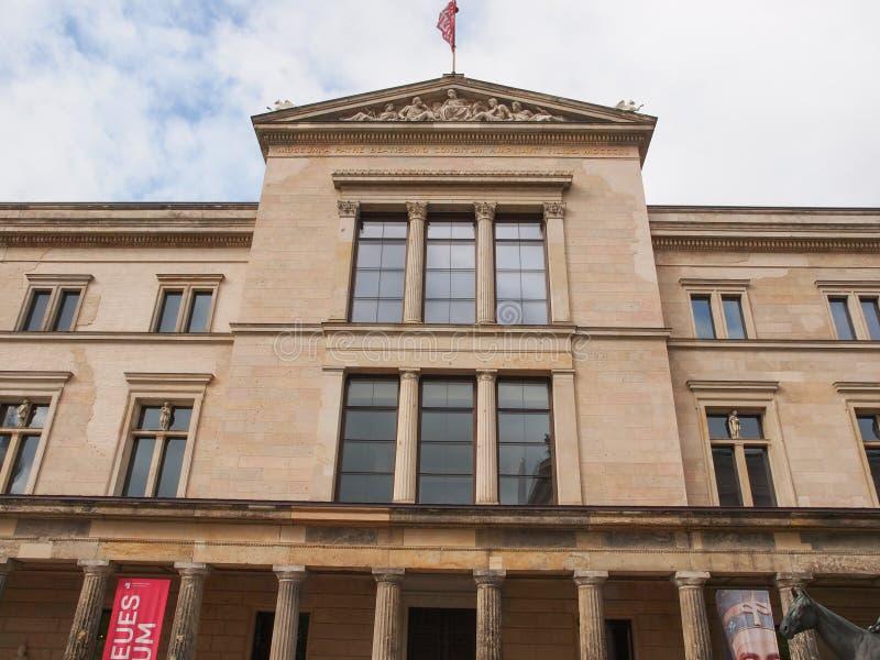 Museo de Neues foto de archivo libre de regalías